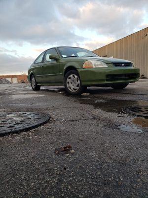 Ek Civic Coupe for Sale in Oak Lawn, IL