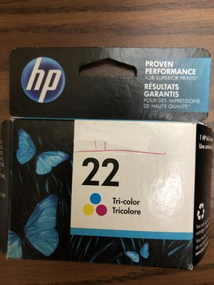 HP 22 Tri - color ** brand new* $10 FIRM for Sale in West Covina, CA