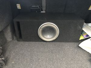 8 inch w7 500 rms w/amp for Sale in St. Louis, MO