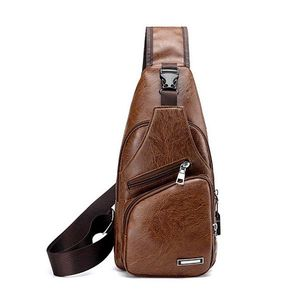 Vintage Leather PU Shoulder Bag | Messenger Bag For Men | Available in Lt Brown, DK Brown & Black for Sale in Chino Hills, CA