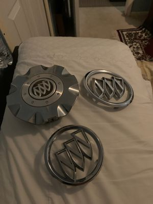 Buick rendezvous Buick Lucerne emblems for Sale in Dearborn Heights, MI