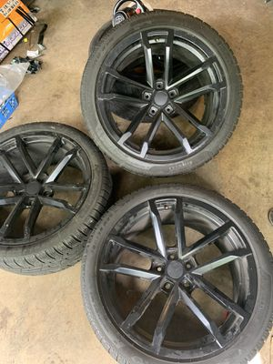20 inch Chevy rims for sale or for trade for Sale in St. Louis, MO