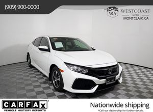 2018 Honda Civic Hatchback for Sale in Montclair, CA