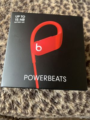 POWER BEATS RED for Sale in Tucson, AZ