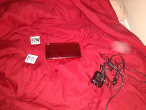 Nintendo DS with 2 games for Sale in San Diego, CA