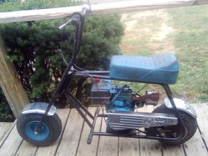 1971 rupp mini bike runs excellent......make offers for Sale in Columbus, OH