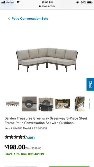 New And Used Patio Furniture For Sale In Charlotte Nc