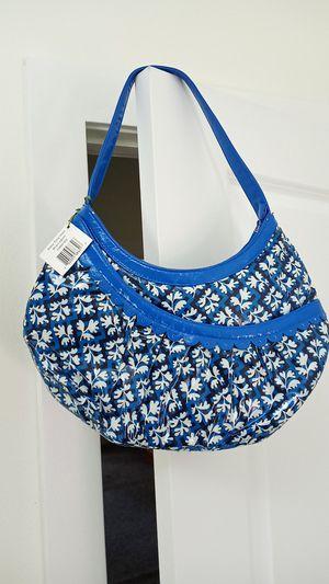 Vera Bradley New Hotsy Totsy blue lagoon hobo bag for Sale in St. Petersburg, FL