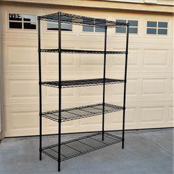"""6 Foot Tall! 4 Foot Wide 18"""" Deep Wire Bakers Rack Shelf Shelves Shelving for Sale in Buckeye,  AZ"""