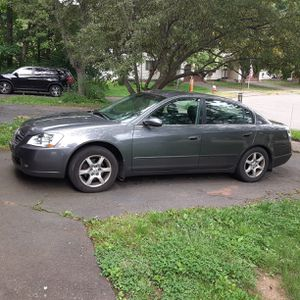 06 Nissan Altima 2.5 SL Automatic for Sale in Meriden, CT