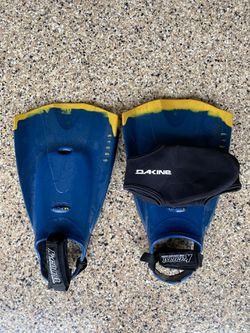 Tech Hydro boogie board fins for Sale in New Market,  MD