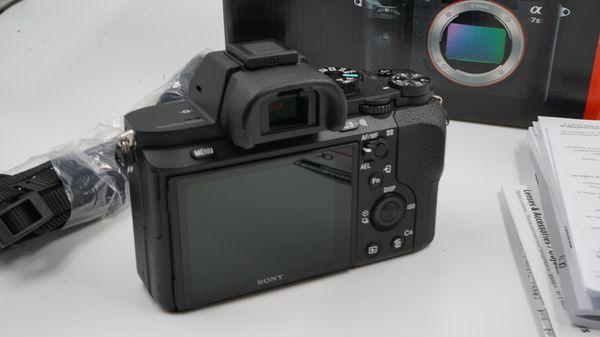 Sony Alpha A7 II 24.3MP Digital Camera