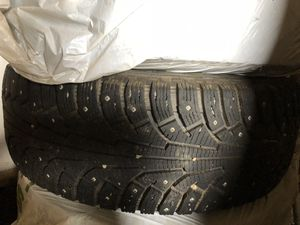 Studded Tires with Kia rims for Sale in Prospect, ME