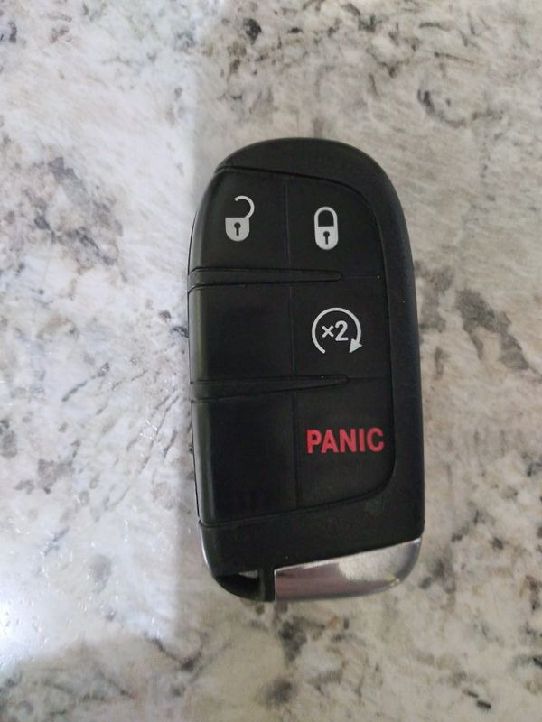 KEY FOB FOR JEEP