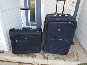 2 Piece's of Luggage ! for Sale in Fresno, CA