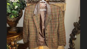 Ladies Plaid Sport Coat Blazer for Sale in Duncanville, TX