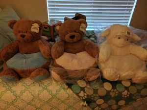 *NEW* Kids/Toddler/Baby Plush Animal Chairs for Sale in Livermore, CA