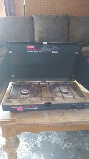 Coleman propane stove for Sale in Modesto, CA
