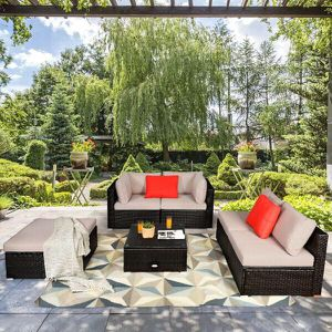 Patio Furniture Set for Sale in Fontana, CA