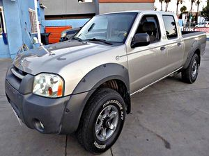 2002 Nissan FrontierXE-V6 Crew Cab Long Bed 4WD for Sale in South Gate, CA
