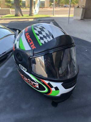 Arctic Cat helmet for Sale in Tempe, AZ