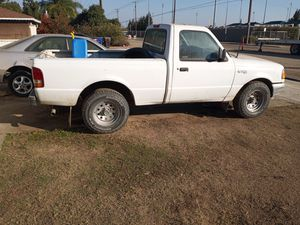 97 ford Ranger-non op runs great just needs the exhaust manifold for Sale in Reedley, CA