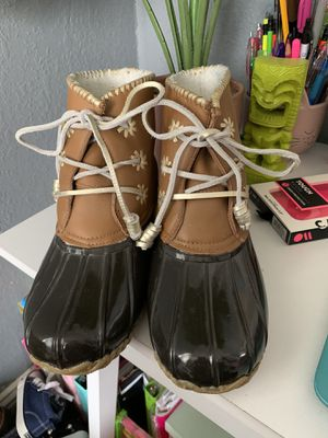 Women's duck boots for Sale in Fort Worth, TX