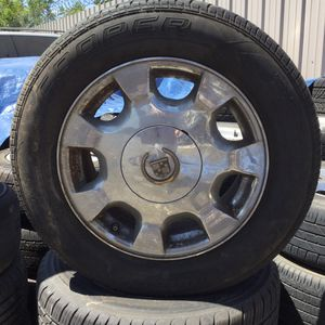"""Set of 4 for Cadillac or GM Cars in size 16"""" for Sale in Sacramento, CA"""