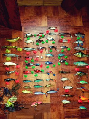 Fishing lures for Sale in Austin, TX