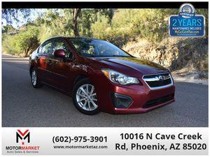 2012 Subaru Impreza Sedan for Sale in Phoenix, AZ