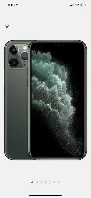 Brand New IPhone 11 Pro Sealed in Box for Sale in Allamuchy Township, NJ