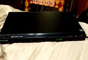 Sony DVP S r200 P CD DVD player for Sale in Oklahoma City, OK