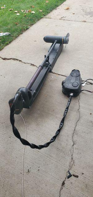 Minn Kota Maxxum trolling motor for Sale in Arlington Heights, IL