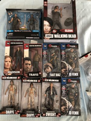 Various collectibles/figures for sale! for Sale in Kent, WA