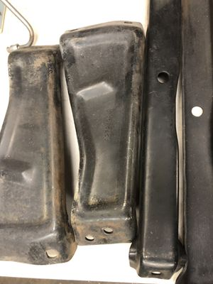 1973 Chevy C10 BUMPER BRACKETS for Sale in Vallejo, CA