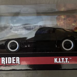 In Hand, Brand New, Never Opened Jada Toys - Knight Rider KITT K.I.T.T. - 1/32 Scale for Sale in Rancho Cucamonga, CA