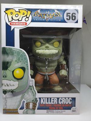 Batman Arkham Asylum Killer Croc Pop! Vinyl Figure #56 Funko DC 2014 for Sale in Hamilton, OH