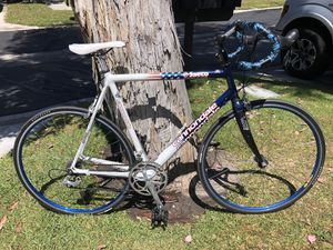 Cannondale Caad 4 Saeco XL Road Bike for Sale in Fountain Valley, CA
