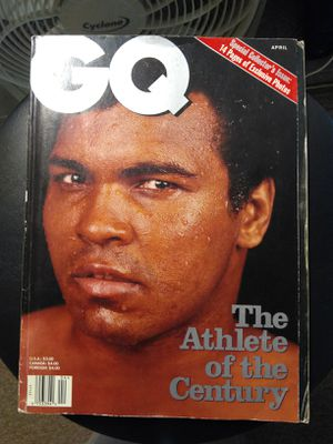1998 GQ Magazine for Sale in Racine, WI