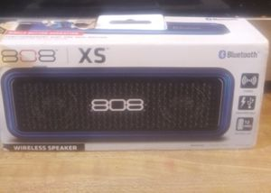 808 xs bluetooth speaker for Sale in Pittsburg, CA