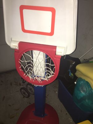 Fisher price basketball hoop for Sale in Palm Harbor, FL