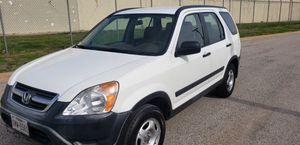 2002 Honda CRV for Sale in Richardson, TX