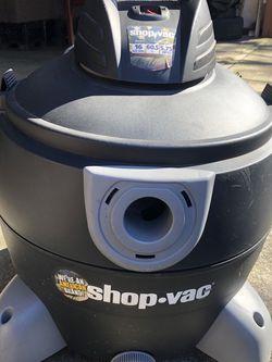 16 Gallon Shop Vac Wet Dry Vac for Sale in Atlanta,  GA