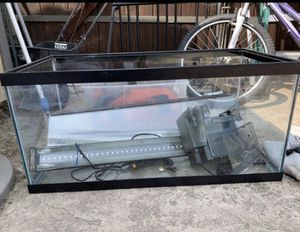 40 Gallon Fish Tank for Sale in Salinas, CA