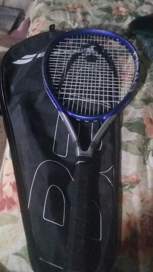 Titanium tennis racket for Sale in Grove City, OH
