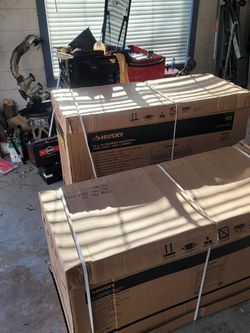 Husky Dual chest Tool Box for Sale in Longwood,  FL