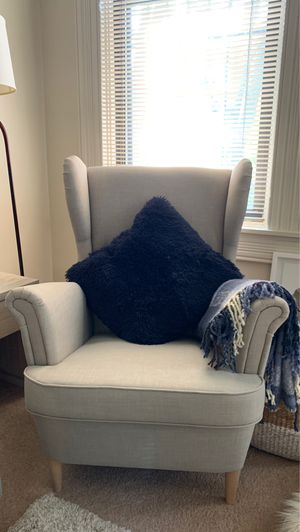 Ikea Winged Accent Chair for Sale in East Liberty, PA