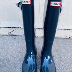 Woman's Rain Boots,HUNTER sz 5...BRAND NEW!!!! for Sale in Stockton, CA