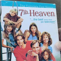 7th Heaven First Season for Sale in Durham,  NC