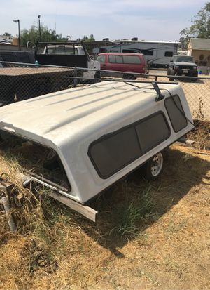 Ford 8' Camper shell for Sale in Norco, CA